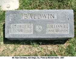 George L Baldwin