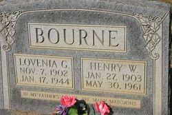 Henry W Bourne
