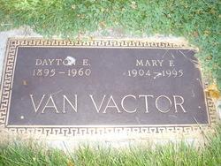 Dayton Edwin Van Vactor