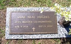 Anne Neal Hughes