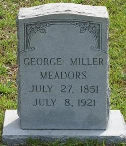 George Miller Meadors