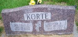Lester John Korte