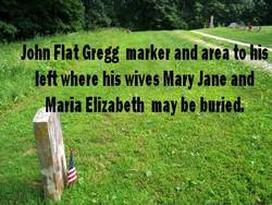 "Margaret  Maria Elizabeth ""Lizzie"" <I>Bellomy</I> Gregg"