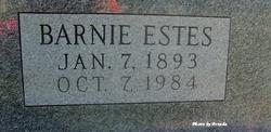 Barnie Estes Baker
