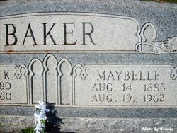 Maybelle Baker