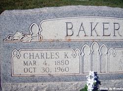 Charles King Baker