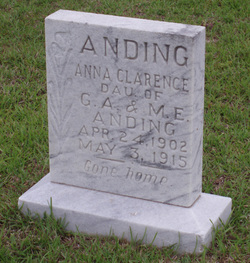 Anna Clarence Anding