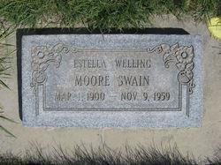 Estella <I>Welling Moore</I> Swain
