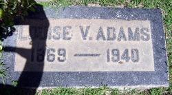 Louise V. Adams