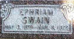 Ephraim Swain