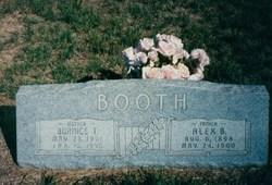 Alex B. Booth