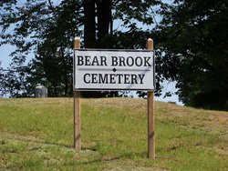 Bear Brook Cemetery