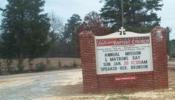 Helicon Missionary Baptist Church Cemetery