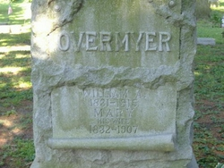 William A. Overmyer