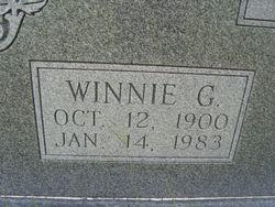 Winnie G. <I>Baggett</I> Main