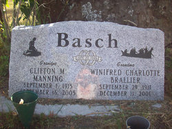 "Winifred Charlotte ""Win"" Basch"