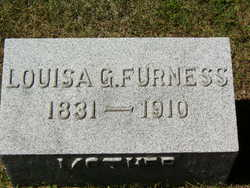Louisa Maria <I>Graves</I> Furness