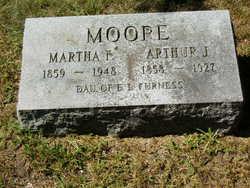 Martha <I>Furness</I> Moore