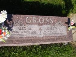 Alex M Gross