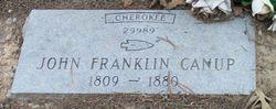 John Franklin Canup