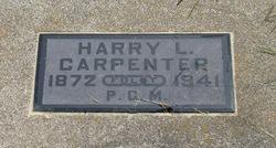 Harry Lee Carpenter