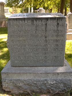 Edward Robert Mackinson