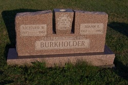 Richard W Burkholder