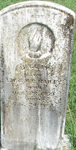 B. Clay Bailey