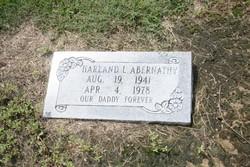 Harland L Abernathy
