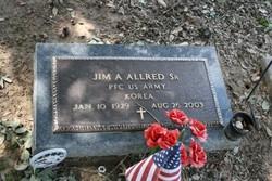 Jim Allen Allred, Sr