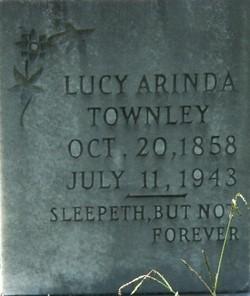 Lucy Arinda <I>Beasley</I> Townley