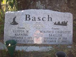 Clifton M Manning Basch