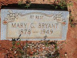 Mary Emma Gertrude <I>Osborne</I> Bryant