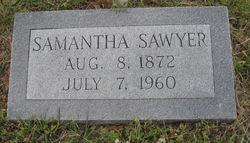 Samantha Sawyer