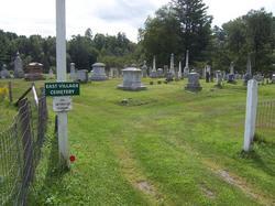 East Village Cemetery