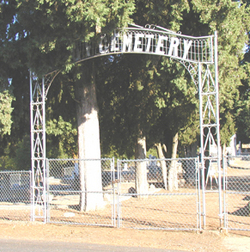 Sonora Odd Fellows Cemetery