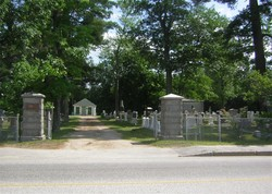 Norway Pine Grove Cemetery