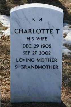Charlotte Lenora <I>Teller</I> Rogers