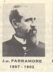 Capt James B. Parramore