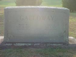 John W. Galloway