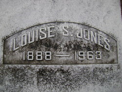 Jennie Louise <I>Showalter</I> Jones