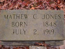Mathew C. Jones