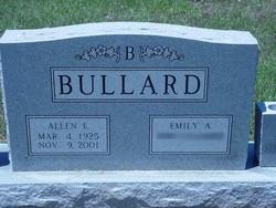 Allen E Bullard