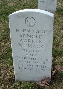 Arnold Warren Womack