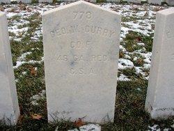 George W Curry