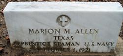 Marion Massey Allen