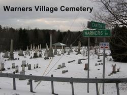 Warners Village Cemetery