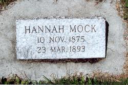 Hannah Mock