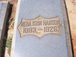 Reba <I>Ison</I> Hanson