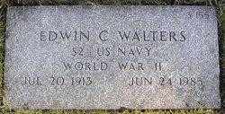 Edwin C Walters